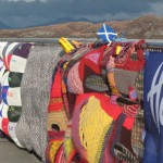 skye bridge knitted photgraphy