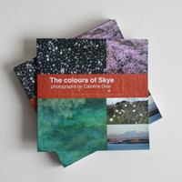 CDear colours of skye book