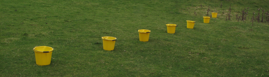 Yellow Buckets