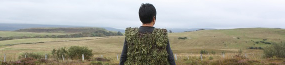 nature, environment, bog myrte, cupar arts festival 2013, cupar coat