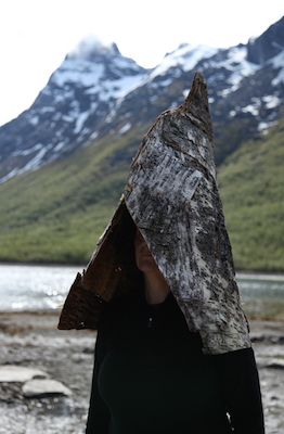 Trolltind-Norway-Caroline-Dear-Norway-birch-bark-hat- Skye