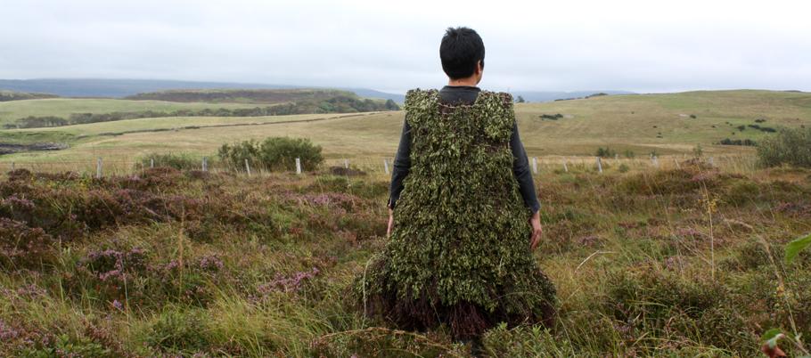 Caroline Dear - Cupar coat project