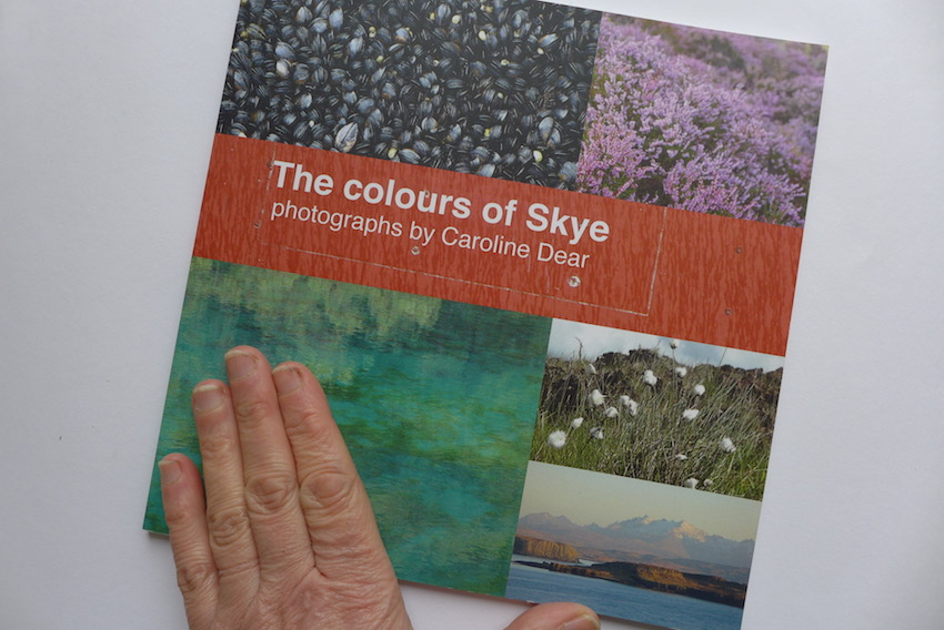 Colours of Skye - book by Caroline Dear